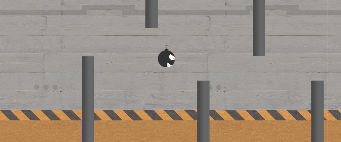 Flappy Bomb